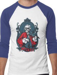 Crazy Mozart Men's Baseball ¾ T-Shirt