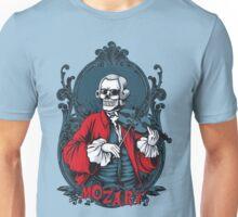 Crazy Mozart Unisex T-Shirt