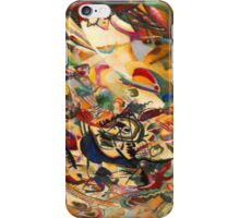 Kandinsky - Composition No. 7 iPhone Case/Skin