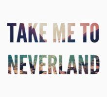 One Direction/Peter Pan- Take Me To Neverland by Deborah  Stormborn