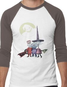 Band of Oogie Boogie / The nightmare before Christmas Men's Baseball ¾ T-Shirt