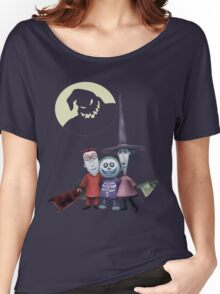Band of Oogie Boogie / The nightmare before Christmas Women's Relaxed Fit T-Shirt