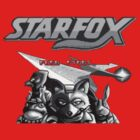 Star Fox T-shirt by Nasherr
