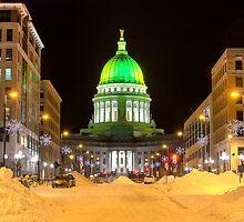 Madison Capitol by Steven Ralser