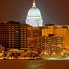 Madison Capitol by Steven Ralser