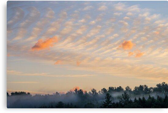 maine sunrise by Steven Ralser