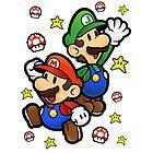 Yeah Mario by coffeewatson