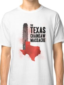 The Texas chainsaw massacre Classic T-Shirt