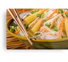 Chinese Dinner Metal Print
