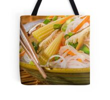 Chinese Dinner Tote Bag
