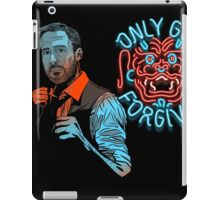 Only God Forgive Drawing iPad Case/Skin