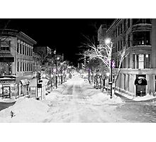 State Street Madison Photographic Print