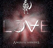 I LOVE ANGELS AND AIRWAVES  by Sidrah Mahmood