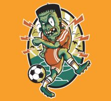 Frankensteino the Footballer by ccorkin
