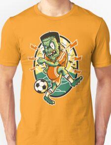 Frankensteino the Footballer T-Shirt
