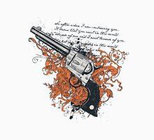 Gun Sonnet Unisex T-Shirt