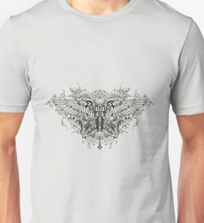 Gun Angels Unisex T-Shirt