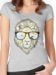 Funklion from LA Women's Fitted Scoop T-Shirt