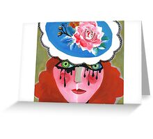 Ruby Tuesday Greeting Card