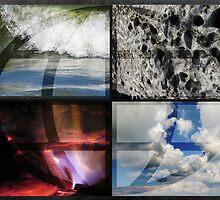 Elemental Forces by SRowe Art
