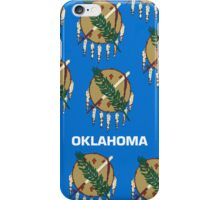 Smartphone Case - State Flag of Oklahoma II iPhone Case/Skin