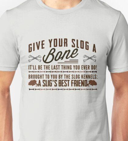 Here boy! Get'm! Unisex T-Shirt