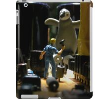Infestation- penguin iPad Case/Skin