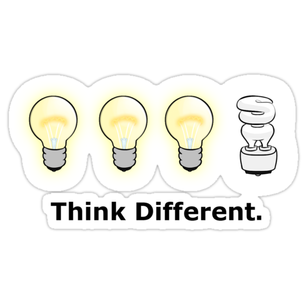 Think Different. by FeranmiQ