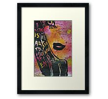 Joyful Art-Lorrie Jonas Framed Print