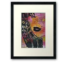 Joyful Art-Lorrie Jonas Framed Print