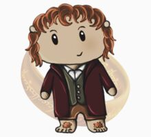 Bilbo Baggins | The Hobbit by sebabybaby