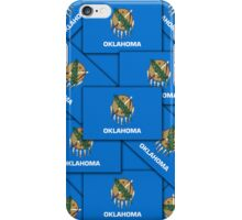 Smartphone Case - State Flag of Oklahoma - Multiple II iPhone Case/Skin