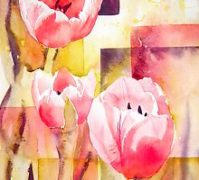 Tulip³ by Ruth S Harris