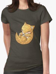 Baby Sandshrew Womens Fitted T-Shirt