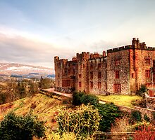 Muncaster Castle by Roger Green