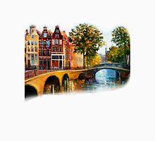 Amsterdam faded Unisex T-Shirt