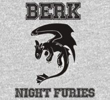Berk Night Furies Kids Clothes