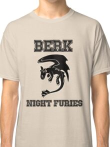 Berk Night Furies Classic T-Shirt
