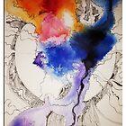Cloud burst  by MicheleThomas