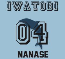 Iwatobi Swim Club 04 T-Shirt