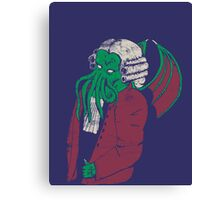 One Nation, Elder Gods Canvas Print