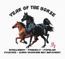 Chinese Zodiac Year of The Horse by ChineseZodiac