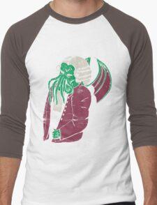 One Nation, Elder Gods Men's Baseball ¾ T-Shirt
