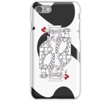 The King of Hearts iPhone Case/Skin