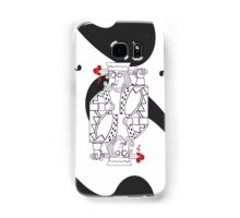 The King of Hearts Samsung Galaxy Case/Skin