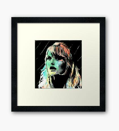 Grace Potter Framed Print