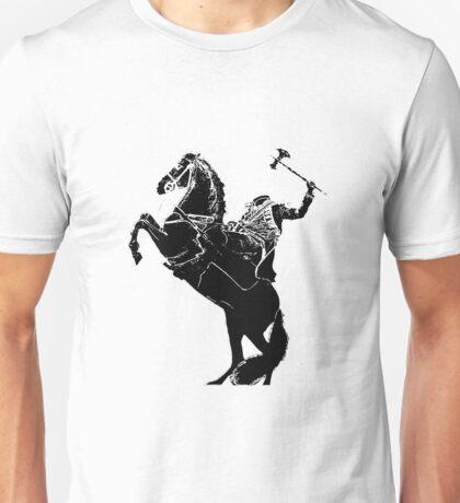 The Headless Horseman Unisex T-Shirt