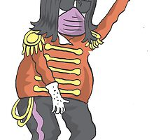 Michael Jackson by MacKaycartoons