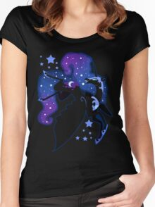 Nightmare Night Women's Fitted Scoop T-Shirt