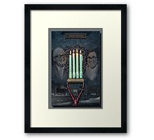 A Famous British Comedy Sketch Framed Print